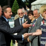 Royal Welsh Show is visited by the Prime Minister the RT Hon David Cameron