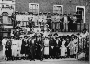 Dr Williams School Dolgellau 1921