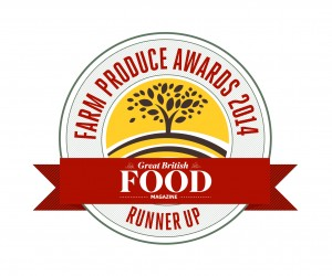Daffodil Foods gain runner up award at the Great British Food Competition