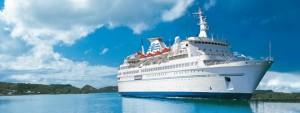 26.8.14- Cruise Vessel MS Delphin
