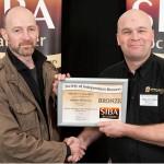 Mantle Brewery Wins Regional Real Ale Award