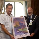 Pembrokeshire Coast National Park posters set sail for international shores