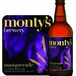 Monty's Brewery win Great Taste Award