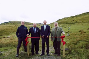 Minister launch new trail