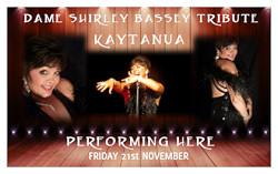 tribute shirley bassey