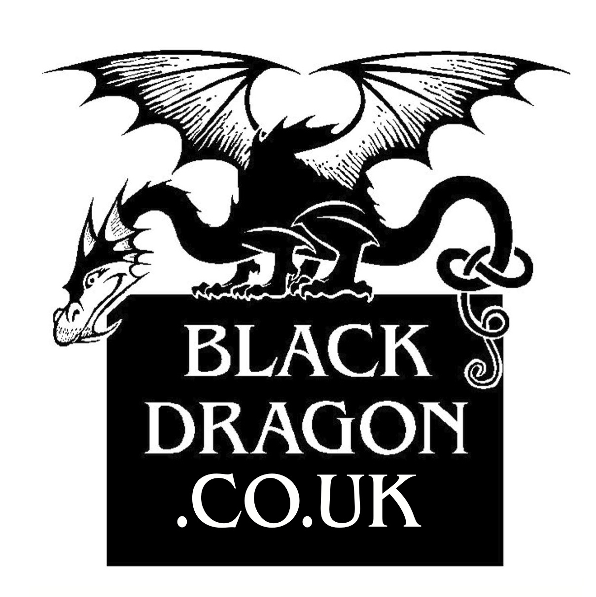 Black dragon crafts celebrates success of new pendants in the usa greetings from black dragon crafts wales kristyandbryce Image collections