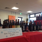Extensive range entered for the first Artisan Produce Drinks Category at the Winter Fair
