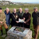 Pembrokeshire Coast community alliance reveals trench history for all to see