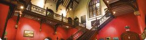 Interior of Plas Glyn y Weddw