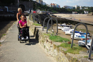 Visit the Pembrokeshire Coast National Park Authority website for ideas on how to get involved with Disabled Access Day.