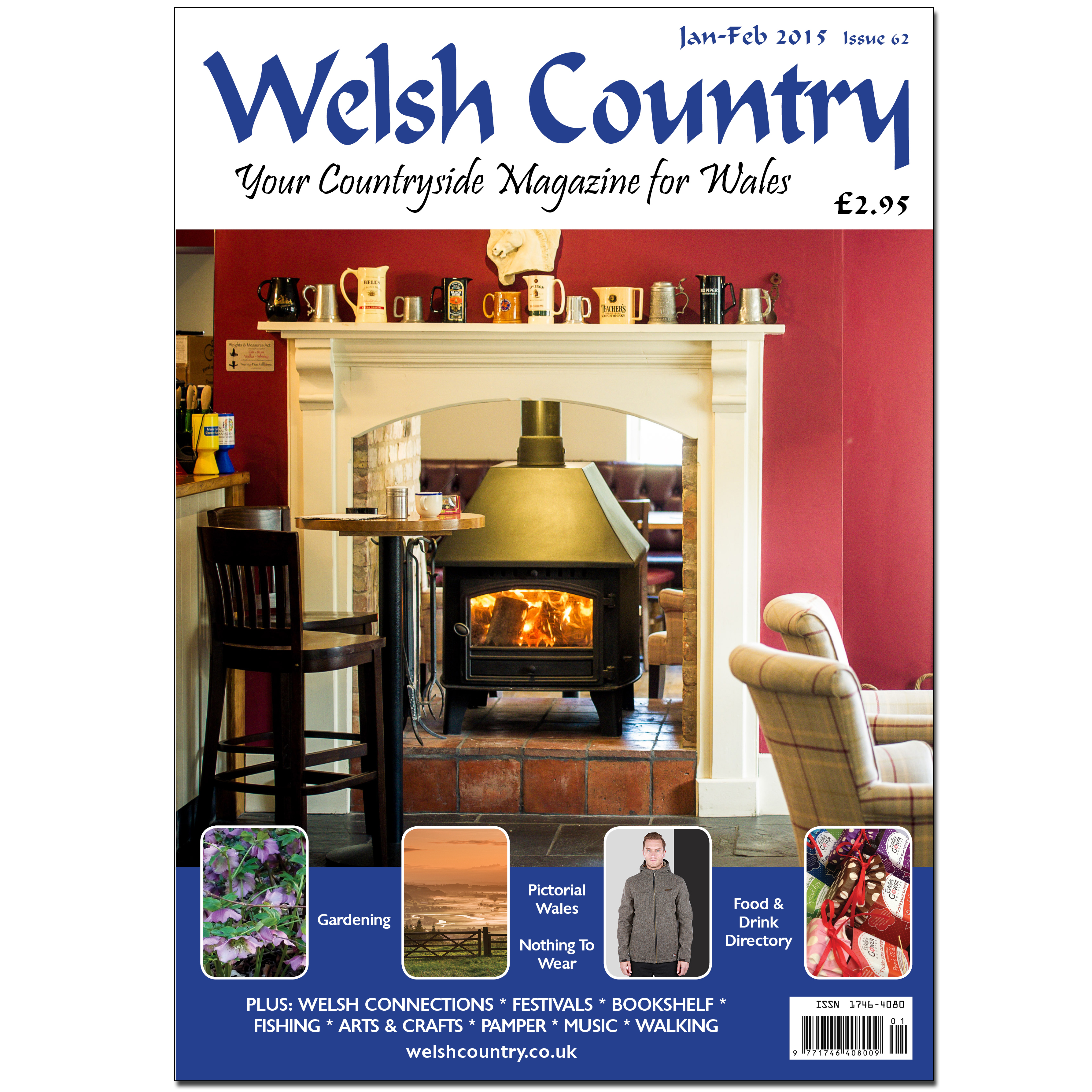 Welsh Country Magazine Jan Feb 15