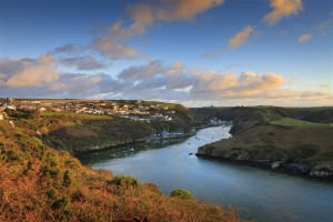 Picture of Solva which may change if planning in Welsh National Parks alters