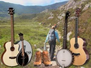 Plas y Brtenin hosts the Big Acoustic Walk