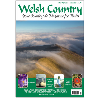 Welsh Country Magazine March-April 2015