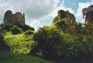 Hawarden Old Castle