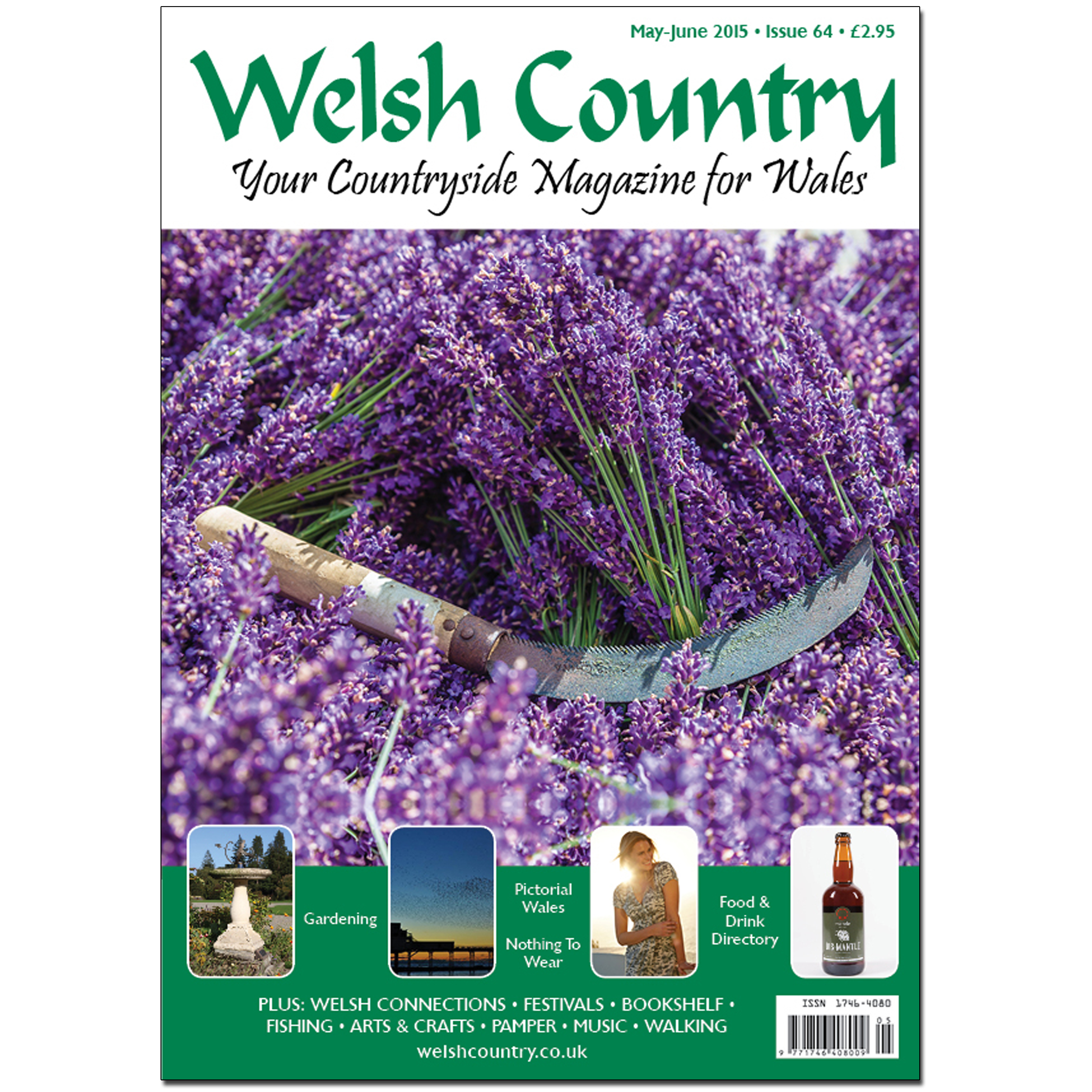 Welsh Country Magazine May - June 2015