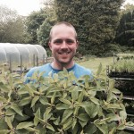 andrew perry grow herbs for monmouthshire food festival