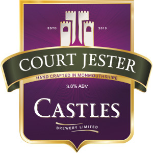 castle brewerty who are exhibiting at the Monmouthshire Food Festival