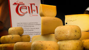 teifi cheese exhibiting at monmouthshire food festival