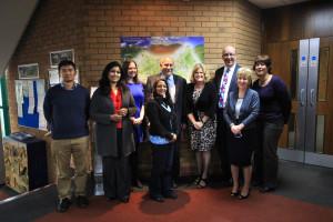 Brecon Beacons National Park ethnic communities initiative