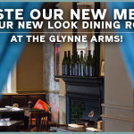 Glynne Arms a cosier space both to eat, and to drink too