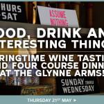 The Glynne Arms Food, Drink & Interesting Things Club