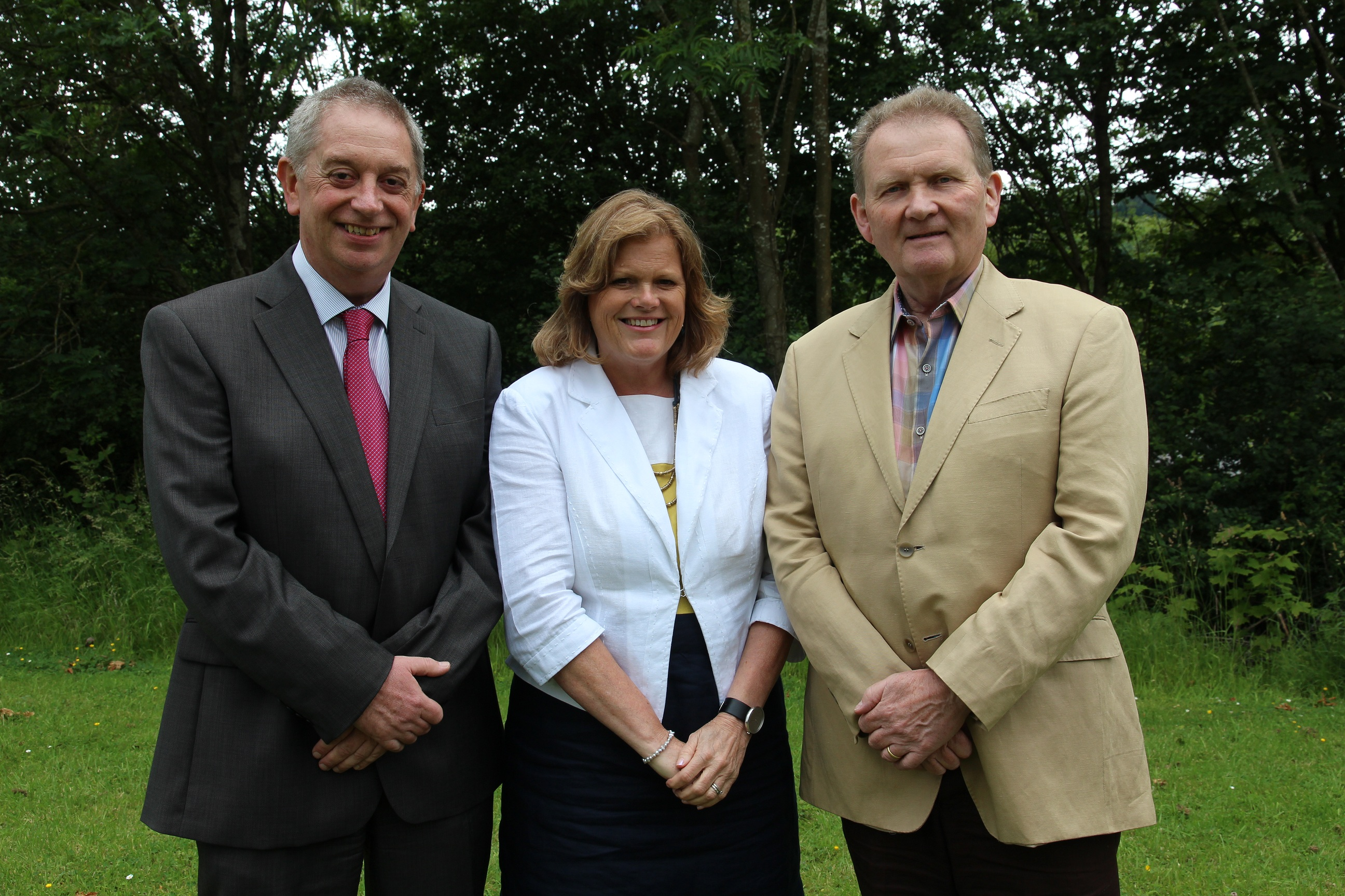 New Chairman 2015 Brecon Beacons National Park Authority