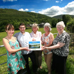 Talybont on Usk WI offers new local a warm welcome