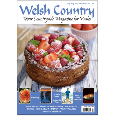 Welsh Country Magazine July August 2015