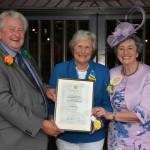 Royal Welsh Honorary Awards