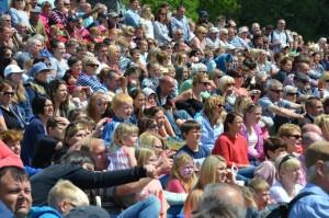 Royal Welsh Show crowds