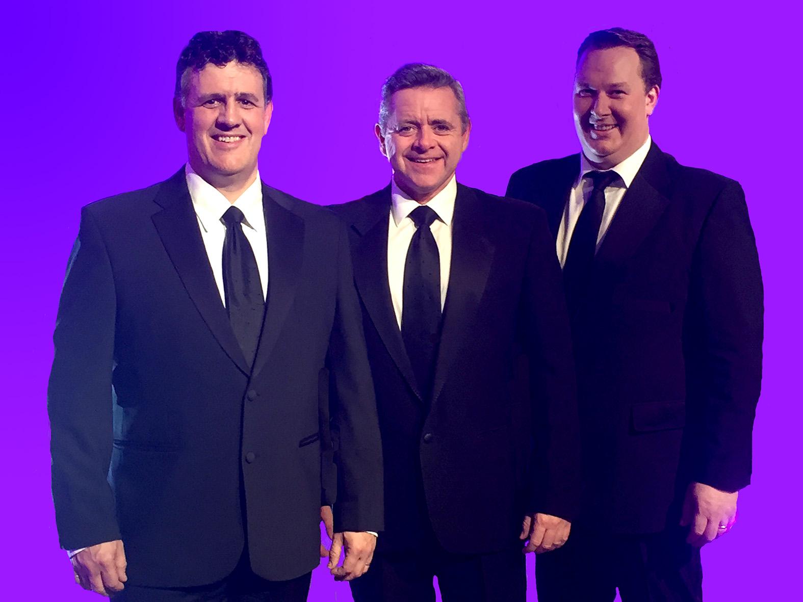 Three Welsh Tenors MOMA Wales
