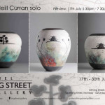 King Street Gallery host solo exhibition by Neill Curran