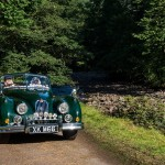 Craig y nos Country Park hosts its first successful vintage and classic car show