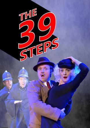the 39 steps aberystwyth arts centre