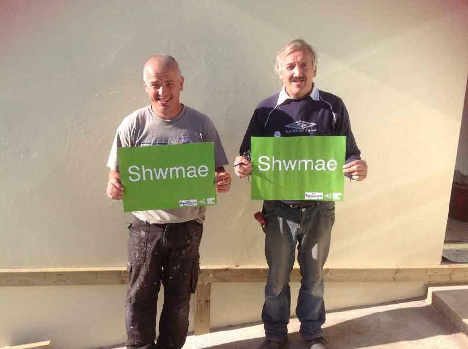 cered, shwmae, Llandysul