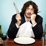'Jay Rayner – My Dining Hell' at St Donats