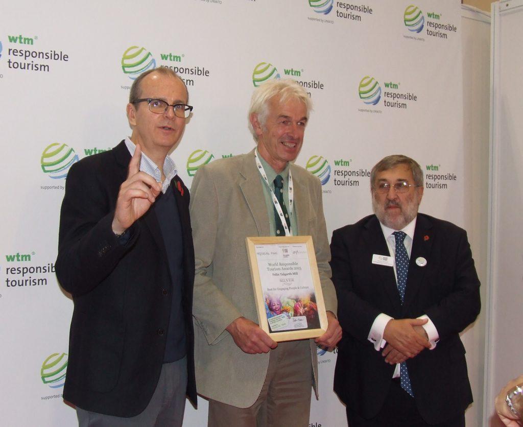 Talgarth Mill award