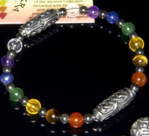 chakra bracelet black dragon crafts