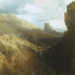 The National Library of Wales engage pupils of a Cwmbran primary school in art with Turner masterpiece