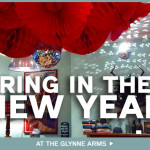 Ring In The New Year At The Glynne Arms