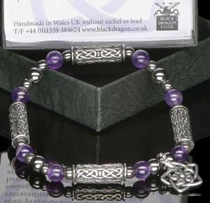 seren bracelet black dragon crafts