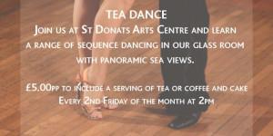 st donats tea dance