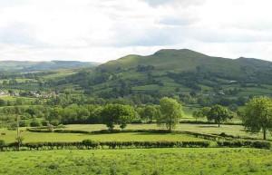 open spaces society Llandegley Rocks,Llandrindod Wells, Powys, Hendy Wind Farm wind turbines appeal