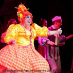 Beauty and The Beast at Aberystwyth Arts Centre