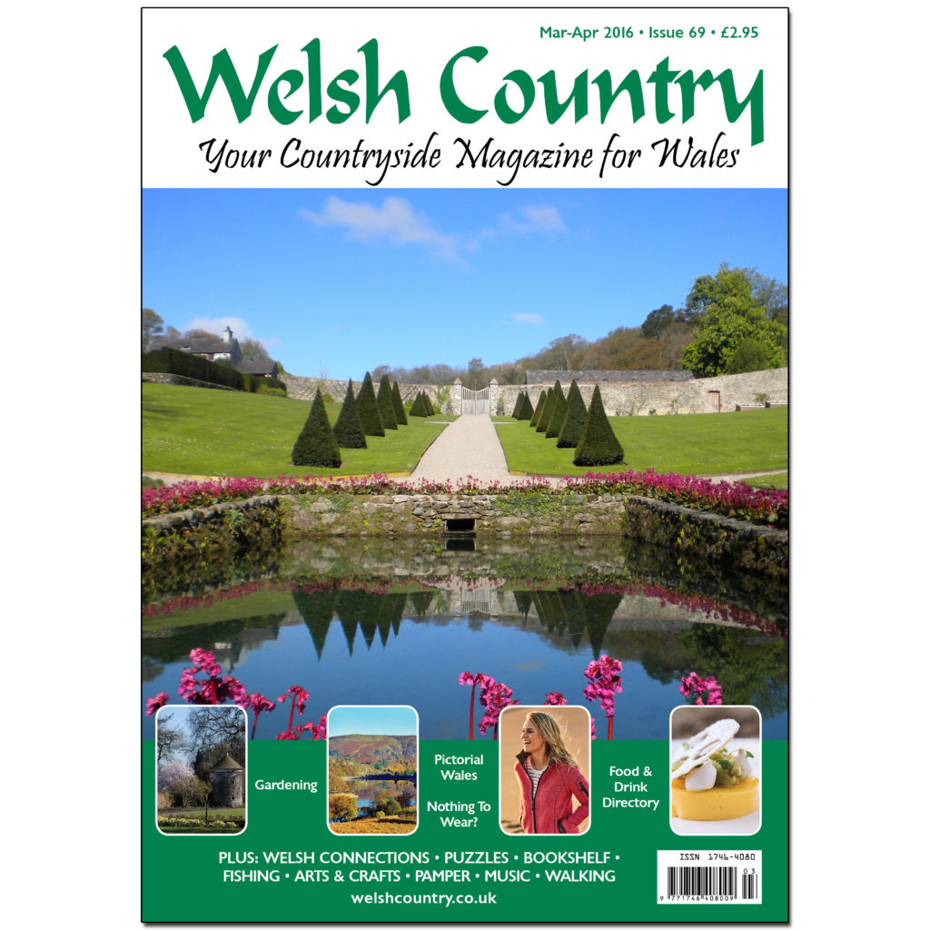 Welsh Country Magazine Mar-Apr 16