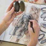 Don't miss the Welsh Drawing Book Exhibition at Carmarthen School of Art!