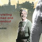 From the author of 'War Horse', 'An Elephant In The Garden' comes to Aberyystwyth Arts Centre