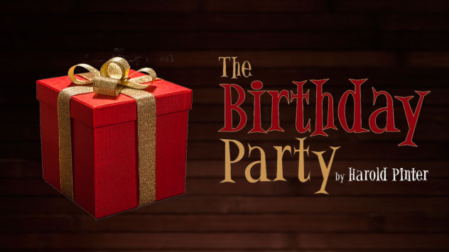 London Classic Theatre presents 'The Birthday Party' at Aberyswyth Arts Centre