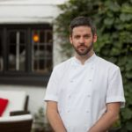 Adam Whittle, Head Chef at the Newbridge on Usk Hotel welcomed back at Monmouthshire Food Festival